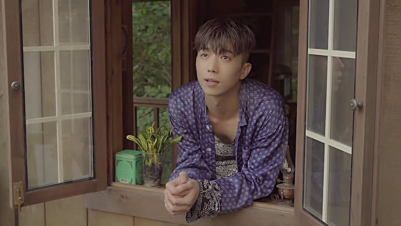 "Wooyoung de 2PM dice ""It's The Same"" en el MV de su nuevo sencillo"