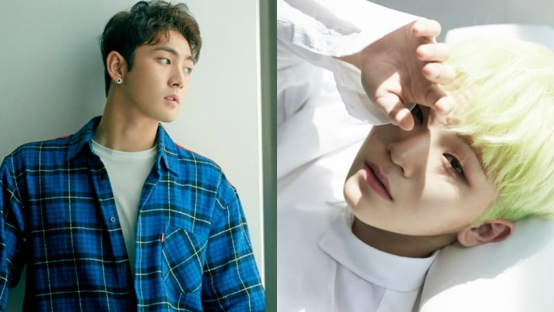 Baekho de NU'EST comparte historia sobre la canción que recibió de Woozi de SEVENTEEN para su nuevo mini álbum