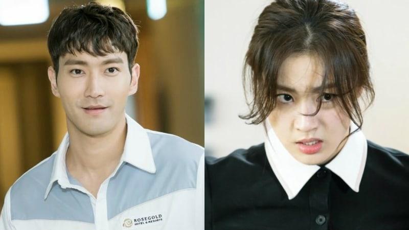 """Choi Siwon y Kang Sora se encuentran por primera vez en nuevas imágenes de """"Revolutionary Love"""""""