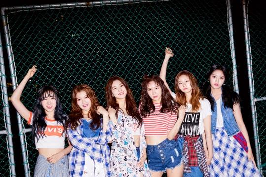 """El grupo novato de chicas Favorite se unirá al programa de supervivencia de YG """"MIXNINE"""""""