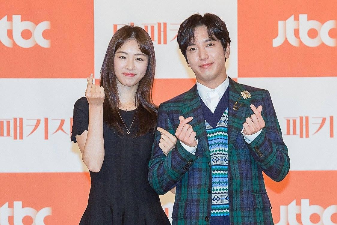 """Lee Yeon Hee y Jung Yong Hwa de CNBLUE revelan por qué decidieron aparecer en """"The Package"""""""