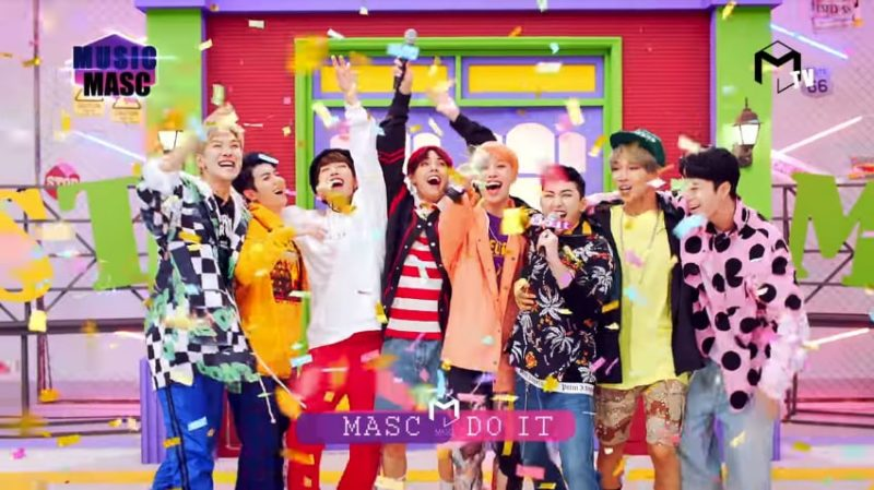 "MASC hace su regreso con 8 miembros con el MV de ""Do It"" y ""Run To You"""