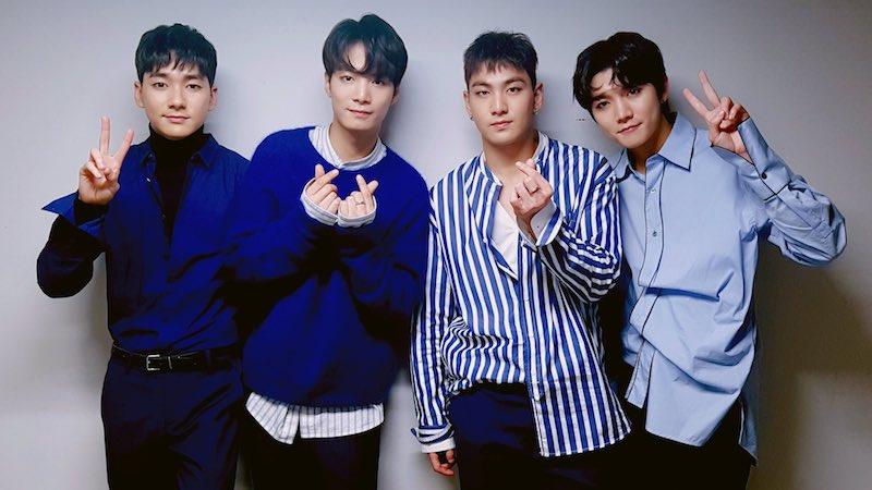 NU'EST W confirma que acudirá a los 2017 Asia Artist Awards