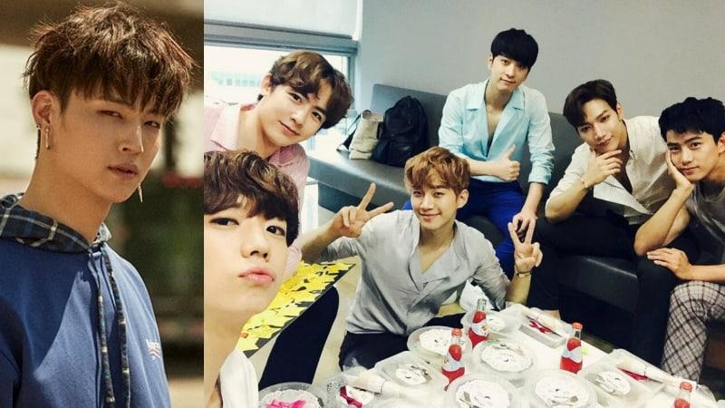 JB habla sobre cuál cree que es el papel de GOT7 mientras 2PM cumple con su servicio militar