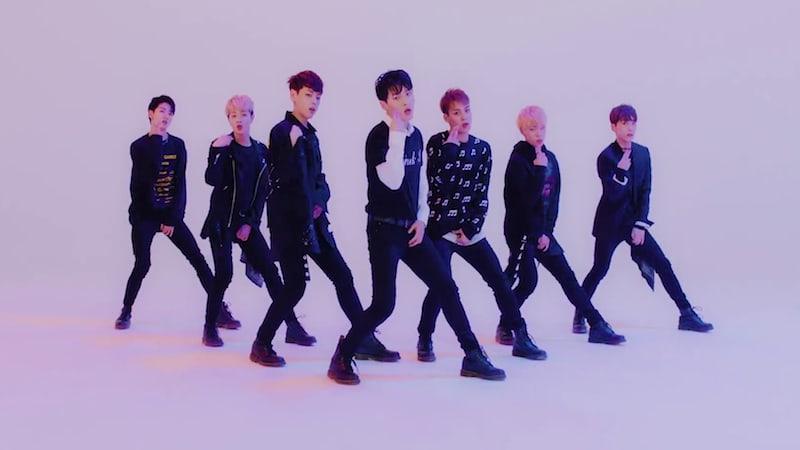 """El grupo proyecto de """"Produce 101 Season 2"""", RAINZ, confiesa su amor en su MV de debut, """"Juliette"""""""