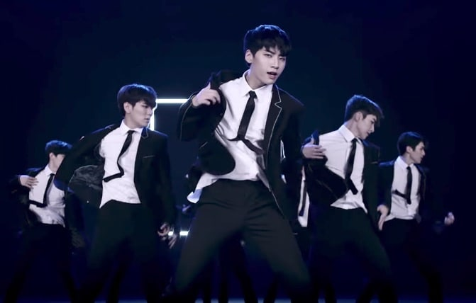 "UP10TION son elegantes y sexis en el MV de ""Going Crazy"""