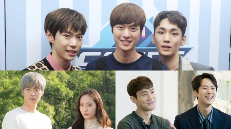Gong Myung habla de los lazos que le unen a artistas de SM