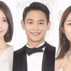 Los actores coreanos deslumbran en la alfombra roja de apertura del 22avo Festival de Cine Internacional de Busan