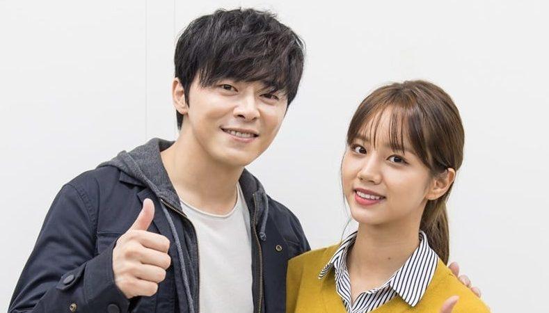 Jo Jung Suk y Hyeri de Girl's Day asisten a la primera lectura de guión de nuevo drama de MBC