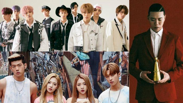 NCT 127, KARD, BewhY, y más se añaden a la línea final del 2017 Busan One Asia Festival