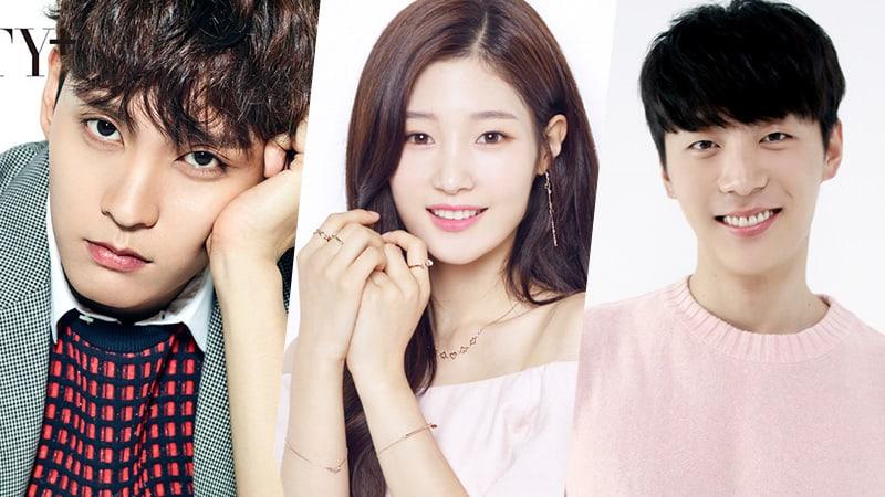 Choi Tae Joon, Jung Chaeyeon de DIA, Shin Hyun Soo y más confirmados para los 2017 Asia Artist Awards