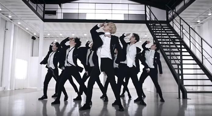 """UP10TION lanza una impresionante versión de para su MV de """"Going Crazy"""""""