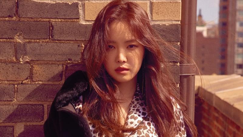 Son Naeun de Apink recibe otra amenaza de bomba