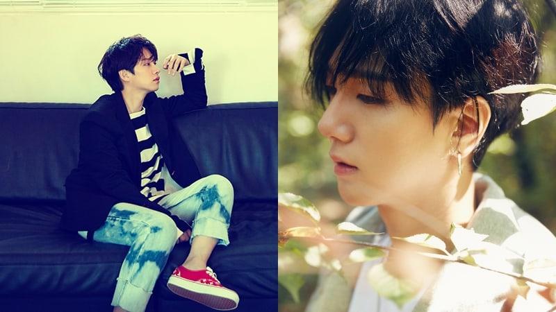 """[Actualizado] Super Junior revela teasers individuales de Heechul y Yesung para su regreso con """"PLAY"""""""