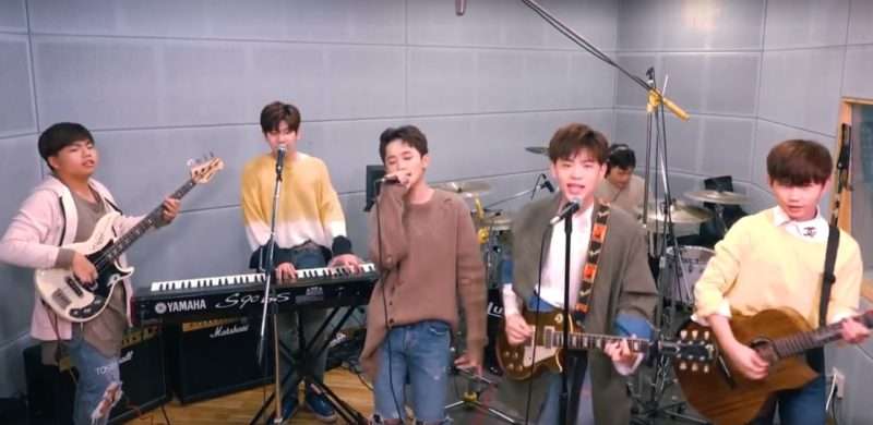 "The East Light impresiona con un cover de banda de ""DNA"" de BTS"