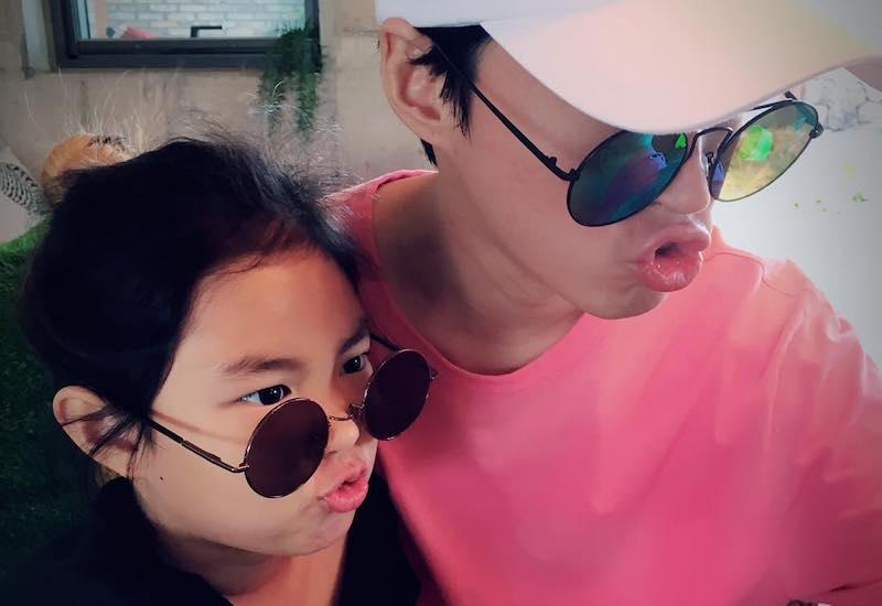 Tablo de Epik High explica por qué su hija Haru es una forma segura de predecir el éxito de sus caciones