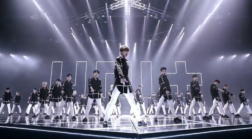 """Participantes masculinos de """"The Unit"""" muestran su talento en MV para """"Last One"""""""