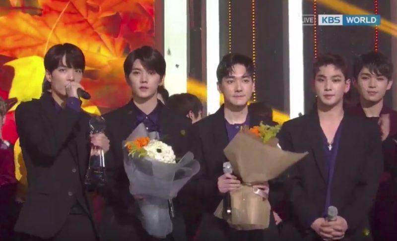 """NU'EST W se lleva su 2da victoria con """"Where You At"""" en """"Music Bank"""" + Presentaciones de Taemin, BTOB, Highlight y otros más"""
