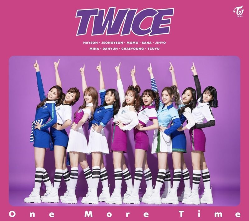 "Twice >> Album Japonés ""BDZ"" Twice-one-more-time-e1508519358514"