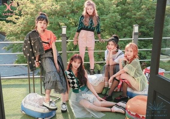 """El grupo DAYDAY con Lee Soohyun de """"Produce 101"""" y Jeon Min Joo de """"K-Pop Star 6"""" confirma su separación antes del debut"""