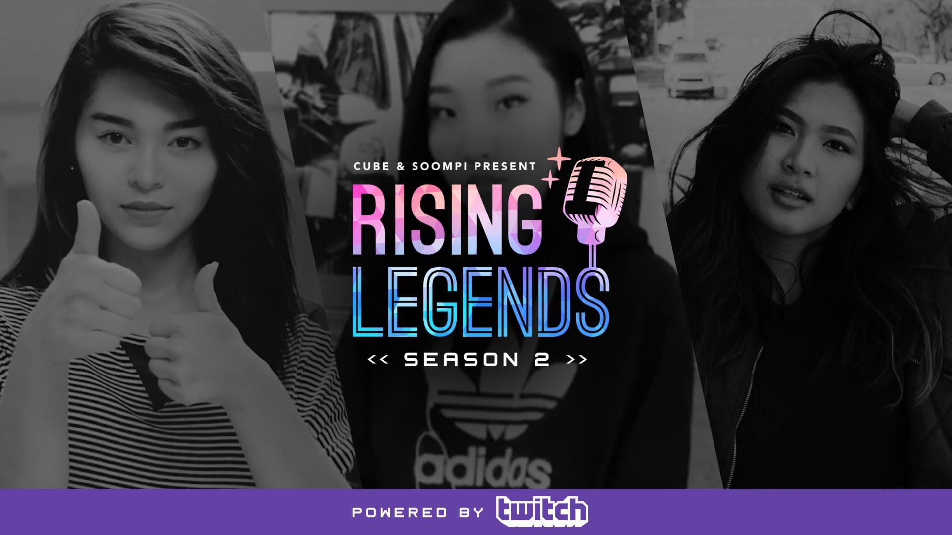 """Presentando la nueva sensación global del K-Pop: Aquí están los ganadores de """"Rising Legends: Season 2"""""""