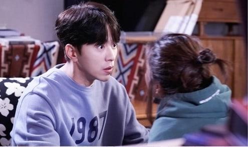 """Yoon Hyun Min muestra un lado diferente de sí mismo en nuevas imágenes de """"Witch's Court"""""""