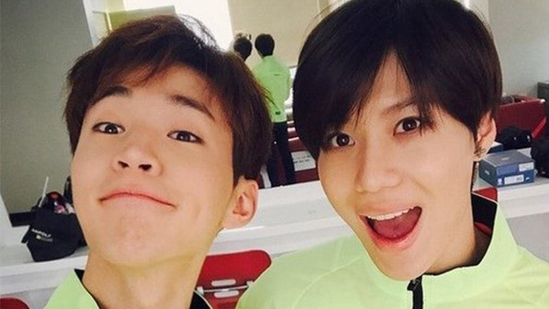 "Henry y Taemin de SHINee hacen llorar de risa al PD de ""Life Bar"""