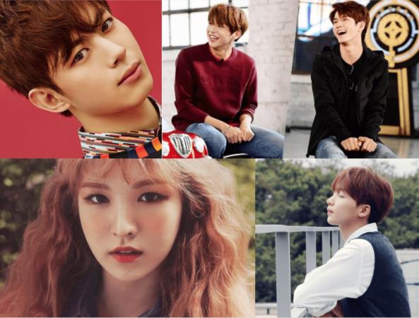"""Miembros de Wanna One, Red Velvet, VIXX y más participarán en un próximo episodio de """"Master Key"""""""
