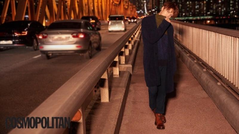 Kim Jaejoong de JYJ habla sobre la fotografía y cómo la usa para mostrarle amor a sus fans