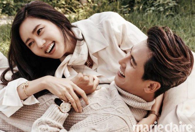 Se revela que Chu Ja Hyun y Yu Xiaoguang tendrán su primer hijo