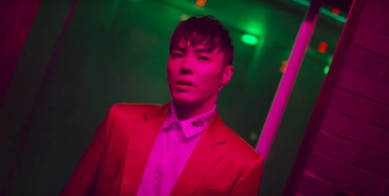 "Wheesung regresa como Realslow con el MV de ""Aroma"""