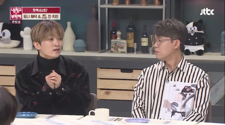Kim Jae Duk de SECHSKIES y Tony Ahn de H.O.T habla de legendaria pelea entre sus fans