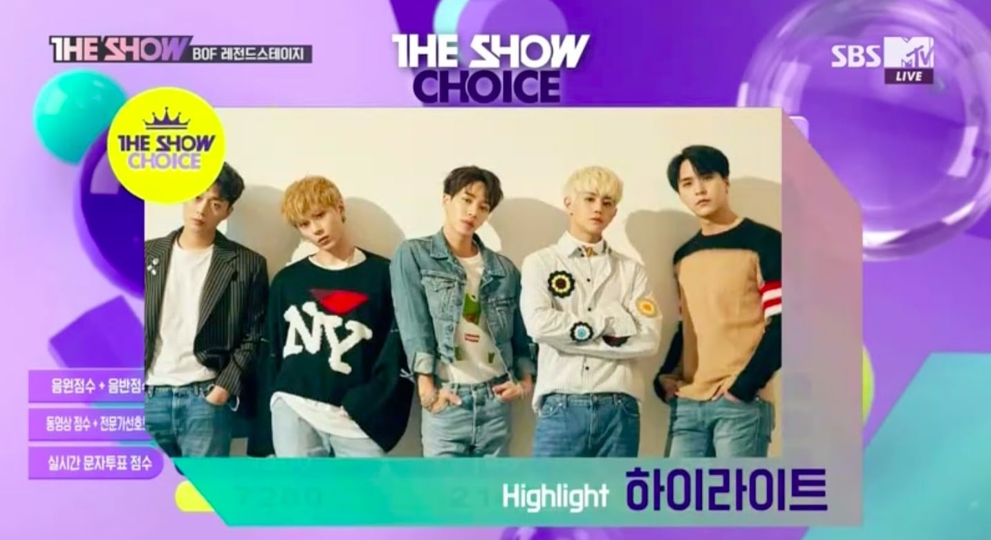 "Highlight obtiene primera victoria con ""Can Be Better"" en ""The Show"" – Presentaciones de KARD, JBJ, DIA y más"