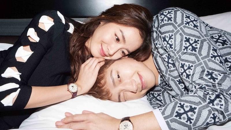 Kim Tae Hee y Rain dan la bienvenida a su primera hija