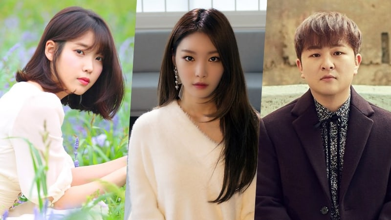 IU y Chungha serán invitadas en el concierto en solitario de Huh Gak