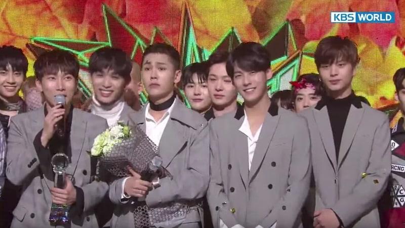 """BTOB gana su 3era victoria con """"Missing You"""" en """"Music Bank"""" + Presentaciones de Taemin, Highlight, GOT7 y otros más"""