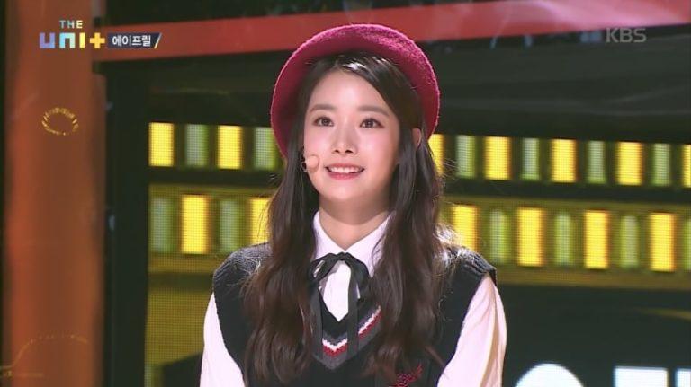 """Hyunjoo, ex-integrante de APRIL, habla en """"The Unit"""" sobre el dejar el grupo debido a su salud"""