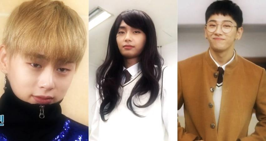 """Los miembros de JBJ se convierten en amigos de tres minutos en hilarantes segmentos de """"SNL Korea 9"""""""