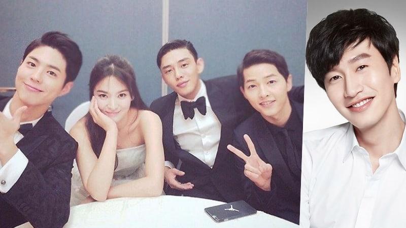 La boda Song-Song contará con una serenata de piano de Park Bo Gum y cartas de Lee Kwang Soo y Yoo Ah In