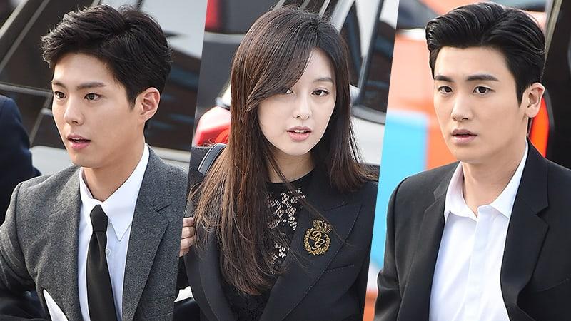 Celebridades destacadas acuden a la boda de Song Hye Kyo y Song Joong Ki