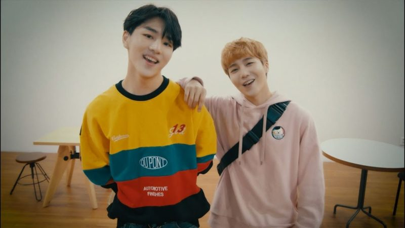 "Jinho y Kino de PENTAGON comparten hermoso cover de ""With You"" de Chris Brown"
