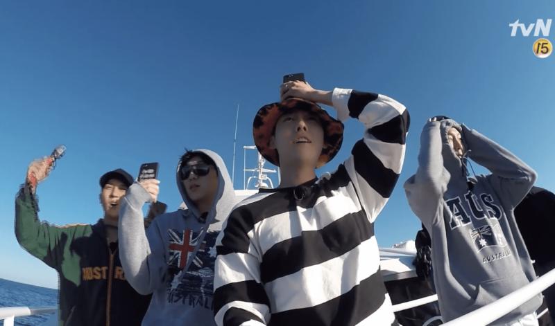 """WINNER está en la cima del mundo en Australia en adelanto para """"Youth Over Flowers"""""""