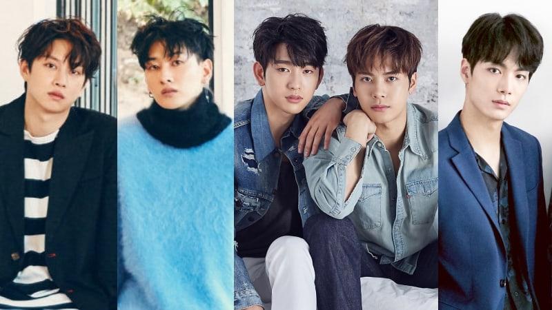 """Integrantes de Super Junior, GOT7, NU'EST y más, anunciados para la siguiente alineación de """"Master Key"""""""