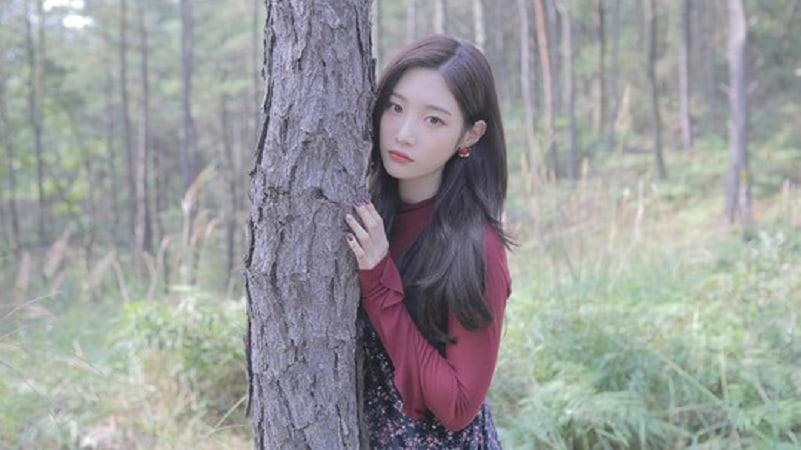 Jung Chaeyeon de DIA será una portadora de antorcha para las Olimpiadas de Invierno 2018