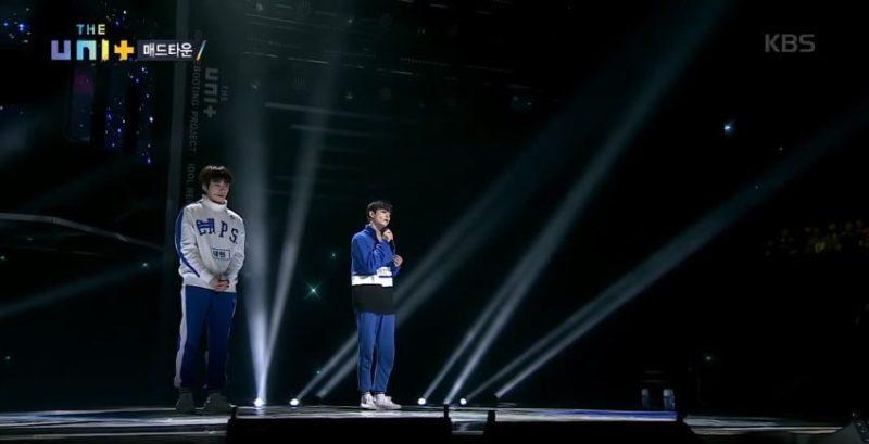 """Lee Geon y Daewon de MADTOWN hablan sobre la actual situación difícil del grupo en """"The Unit"""""""