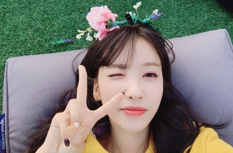 Ex miembro de Rainbow, Jisook, elegida en drama web sobre empleos