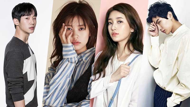 Las celebridades coreanas de moda más queridas por los fans internacionales en octubre de 2017