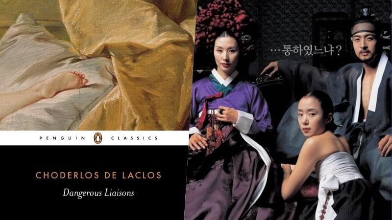 "MBC lanzará un drama que será el remake de la popular novela francesa ""Dangerous Liaisons"""