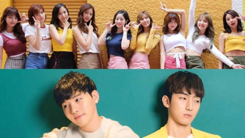 TWICE y MeloMance lideran las listas semanales de Gaon