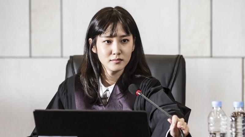 Park Eun Bin se transforma en un juez en primeras imágenes de un nuevo drama